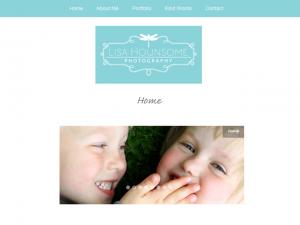 Lisa Hounsome Photography Homepage